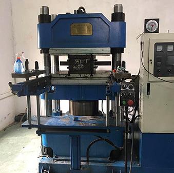 生产设备展示